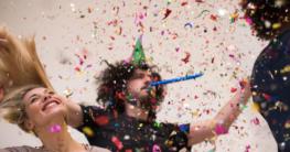 Silvesterparty in der Mietwohung - das sollte beachtet werden bezüglich des Mietrechtes